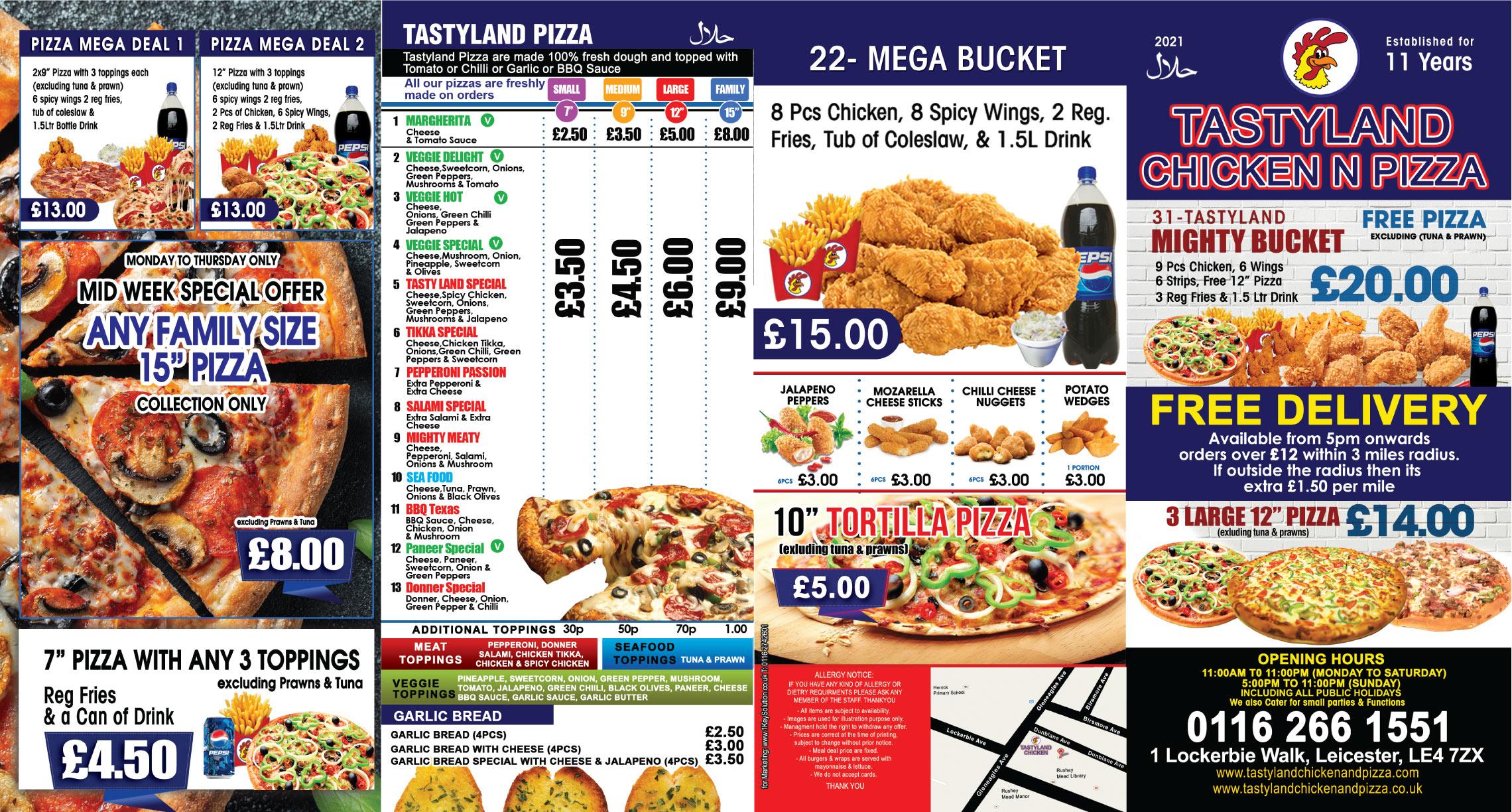 Tastyland-Chicken-Menu-July-2021-2
